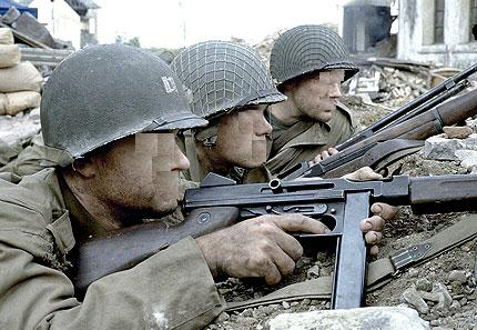 Forgetting Private Ryan