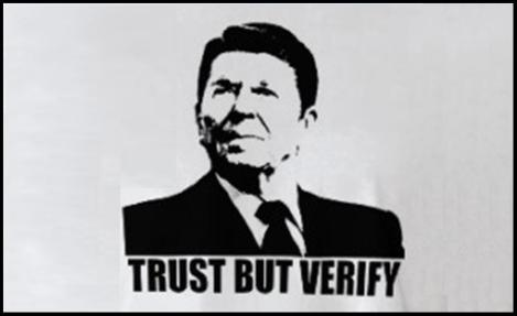 Trust But Verify