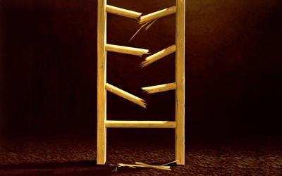 Broken Ladder Leadership