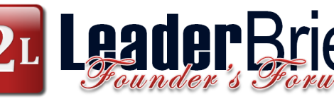 LeaderBrief Founder's Forum