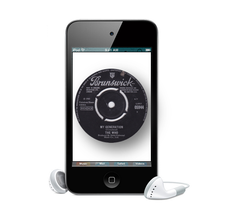 My Generation iPod