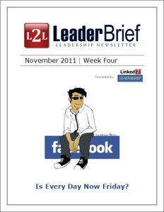 LeaderBrief Cover