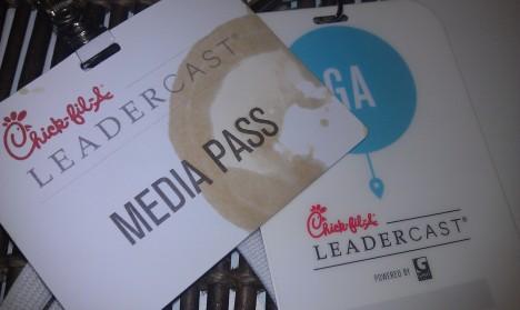 Leadercast Media Pass