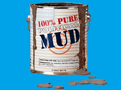 Political Mud