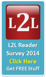 L2L Reader Survey 2014