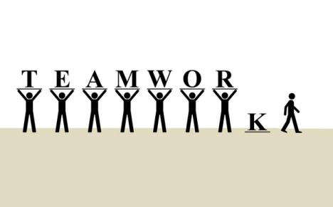 Teamwork Fail