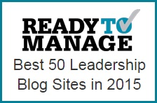 Top 50 Leadership Blog 2015